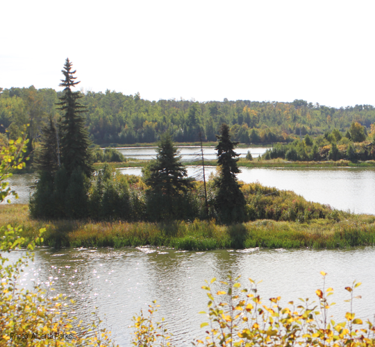 Cooking Lake-Blackfoot Provincial Recreation Area