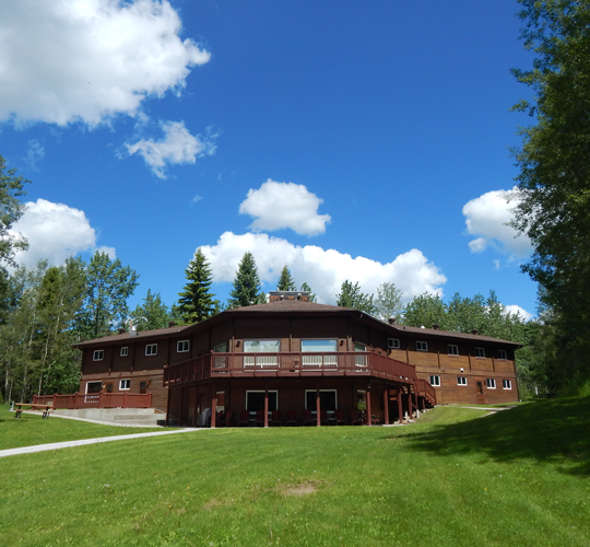 Strathcona Wilderness Centre